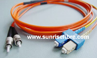 Mode Conditioning Fiber Optic Patch Cords